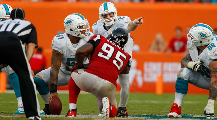 Sorting the Sunday Pile: Tannehill makes unbeaten Dolphins contender 46642