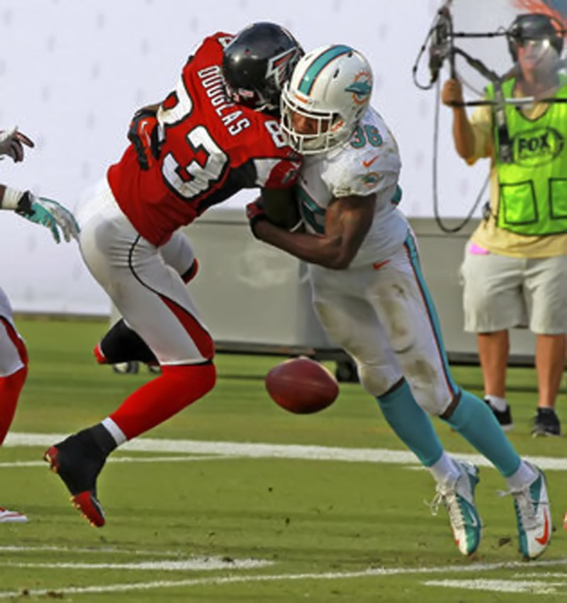 Miami Dolphins swing momentum on big hit 46645