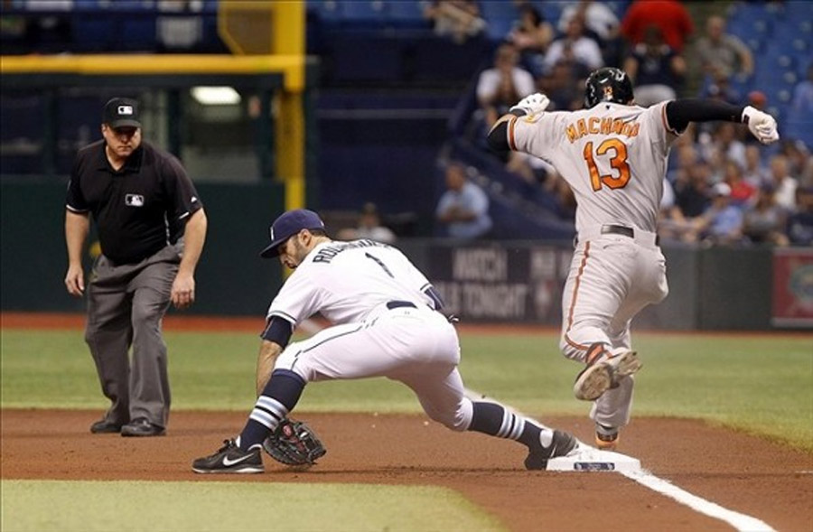 Orioles 3B Manny Machado suffers horrific knee injury 46651