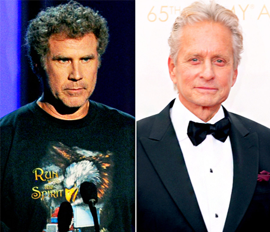 Will Ferrell's Funny Emmys Moment; Michael Douglas' Emmys Shout-Out to Son Cameron: Today's Top Stories 46668