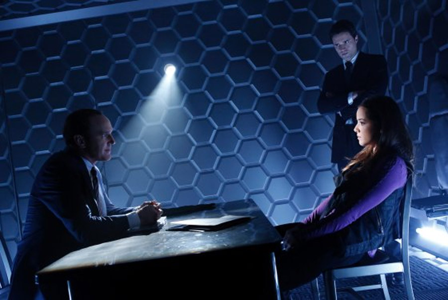 Seitz on Agents of S.H.I.E.L.D.: Marvel on the Small Screen Looks, Well, Small 46770
