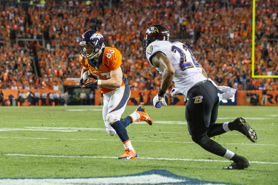 Wes Welker is limited on Wednesday, fantasy owners have little reason to worry 46780