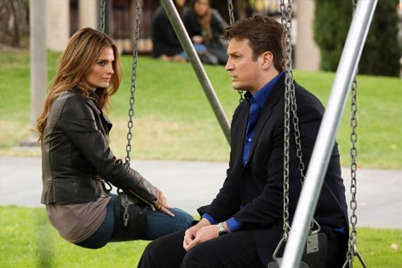 Is 'Castle' the best drama on television? 46781