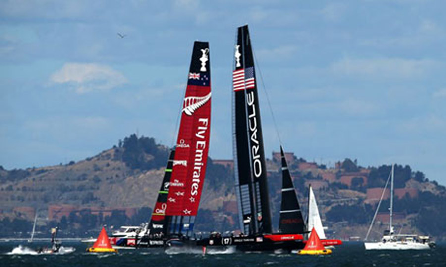 America's Cup victory for Oracle Team USA after stunning comeback 46786