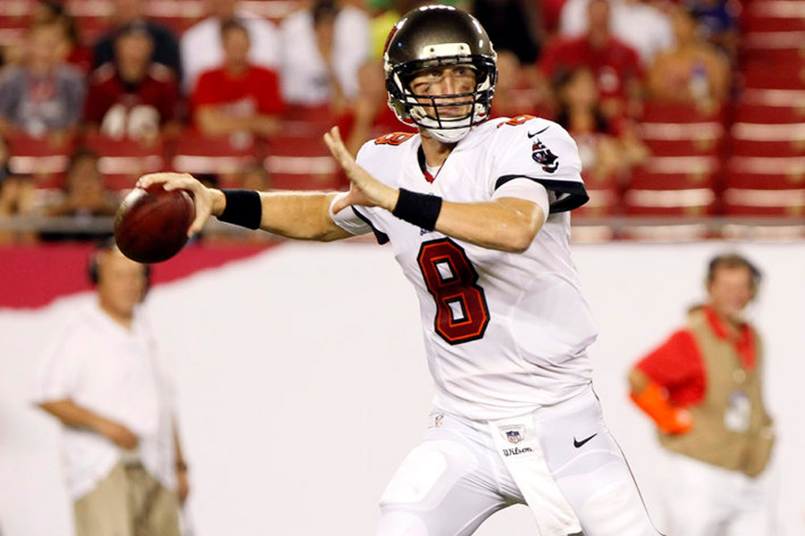 Meet Mike Glennon, the Bucs' new starting QB 46793