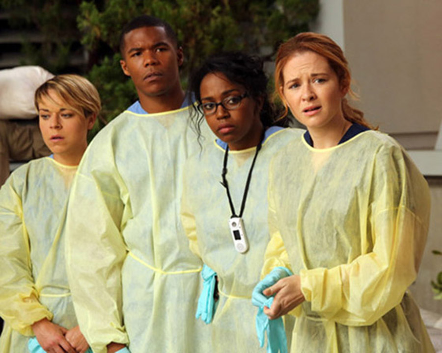 Grey's Anatomy' Season 10 premiere: Who died? Who lived? Who broke up? Who made up? 46824