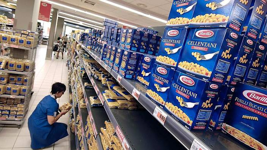 Gays can eat another pasta: Barilla chairman 46848