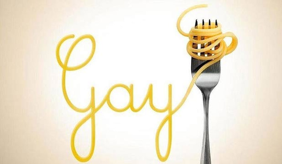 Gays can 'eat another pasta' 46849