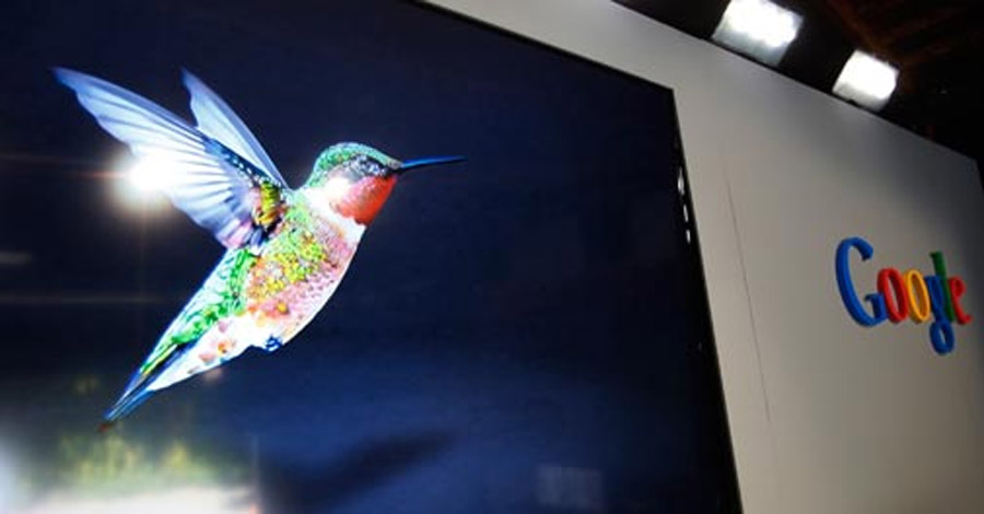 Google introduces new 'Hummingbird' search algorithm 46855