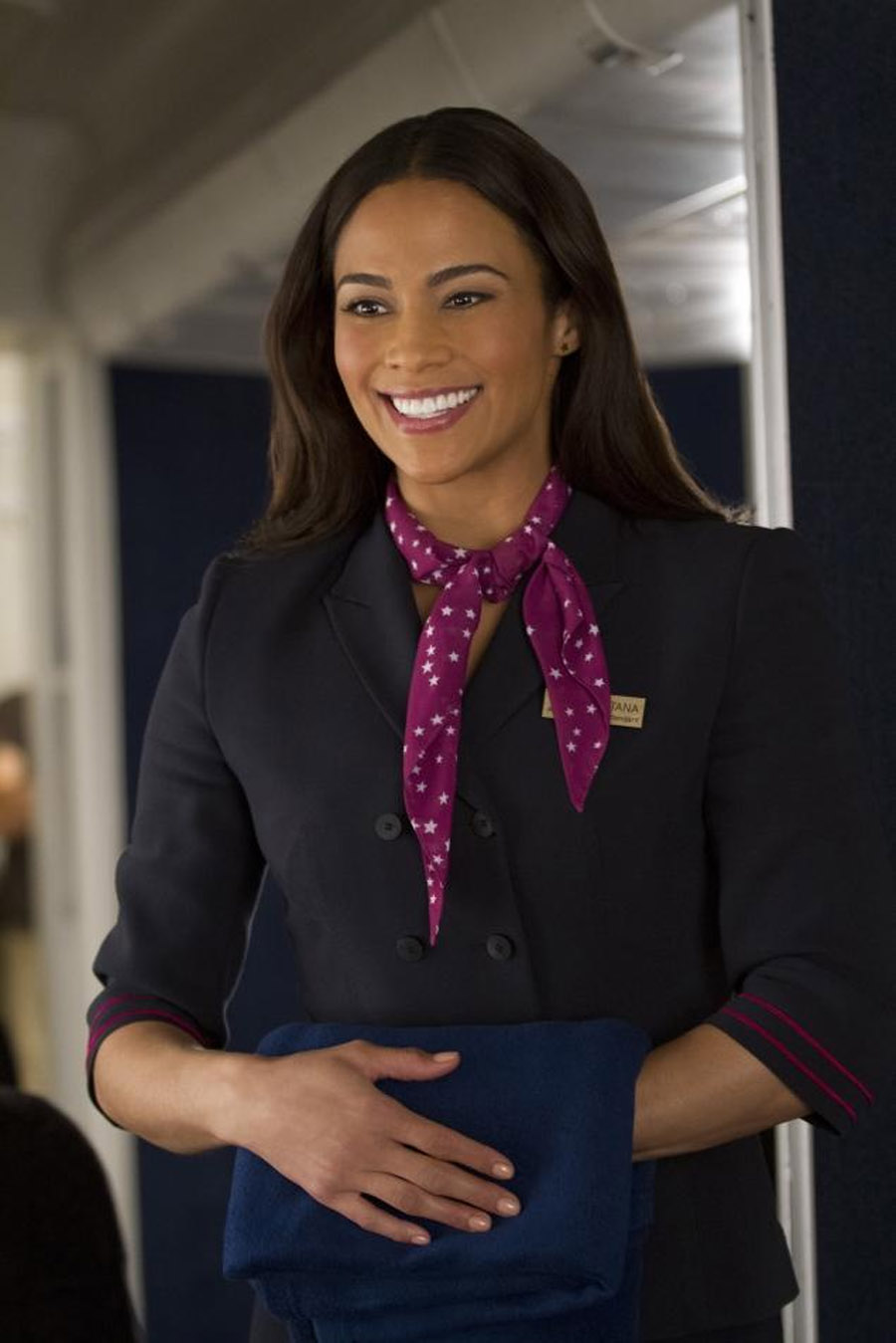 Paula Patton taps her life for 'Baggage Claim' role of woman with conflicts about settling down 46861
