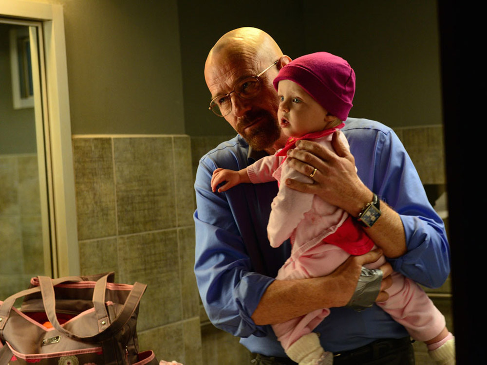 Breaking Bad fans set to learn fate of repellant yet irresistible teacher-turned-drug-lord Walter White tonight 46891