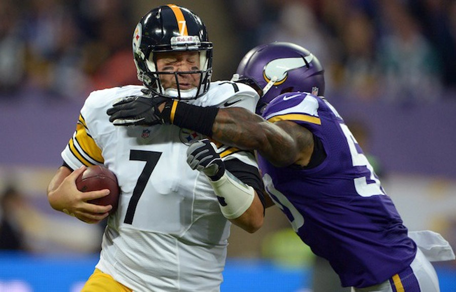 Ben Roethlisberger calls 0-4 Steelers 'worst team in the league' 46901