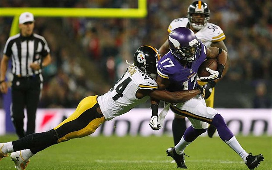 Pittsburgh Steelers 27 Minnesota Vikings 34: game report 46904