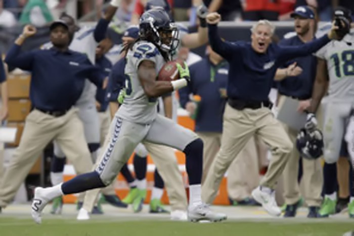 Late interception helps Seahawks beat Texans in overtime, 23-20 46917