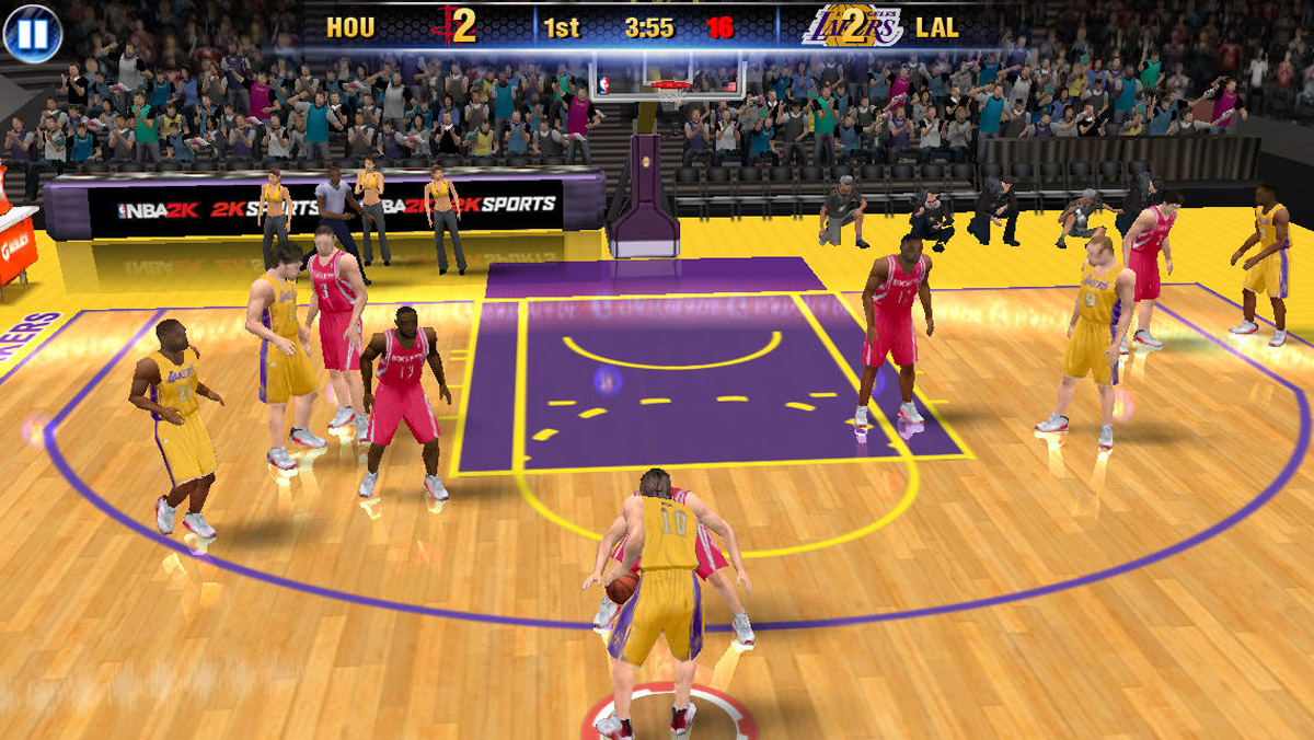 'NBA 2K14' Hits the New Zealand App Store Ahead of Tomorrow's Console Version Launch 46960