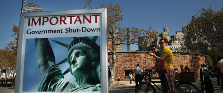 Fox News Website Trumpets Government 'Slimdown,' Not Shutdown 46969