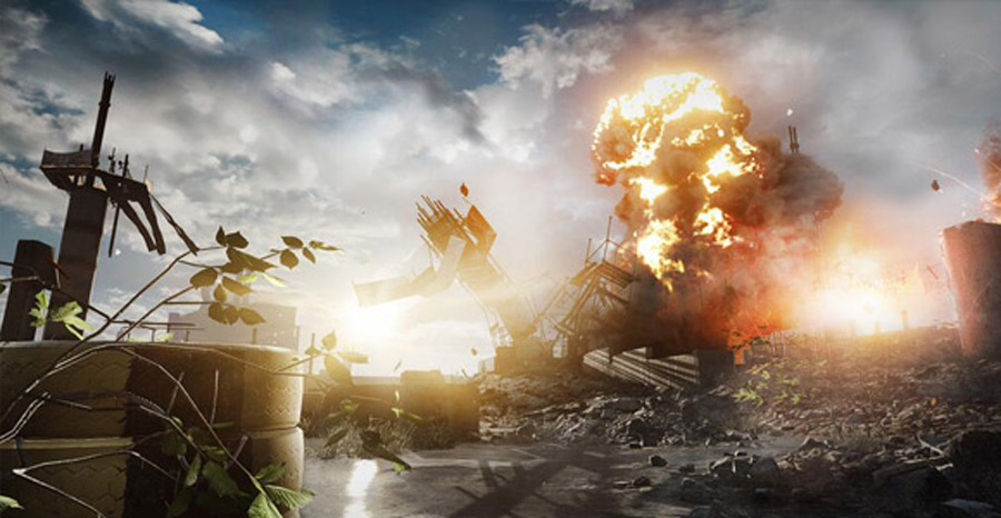 We're rolling out our Battlefield 4 beta servers right now 46979