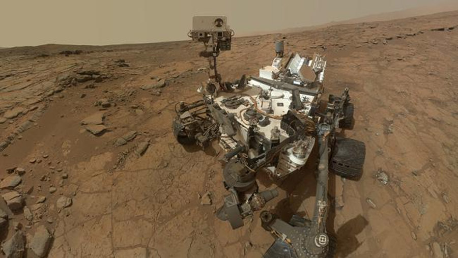 Mars Rover Curiosity Still Running, Shutdown Halts Other NASA Operations 46993