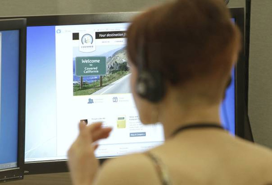HEALTH CARE: State's new insurance marketplace goes live 46996
