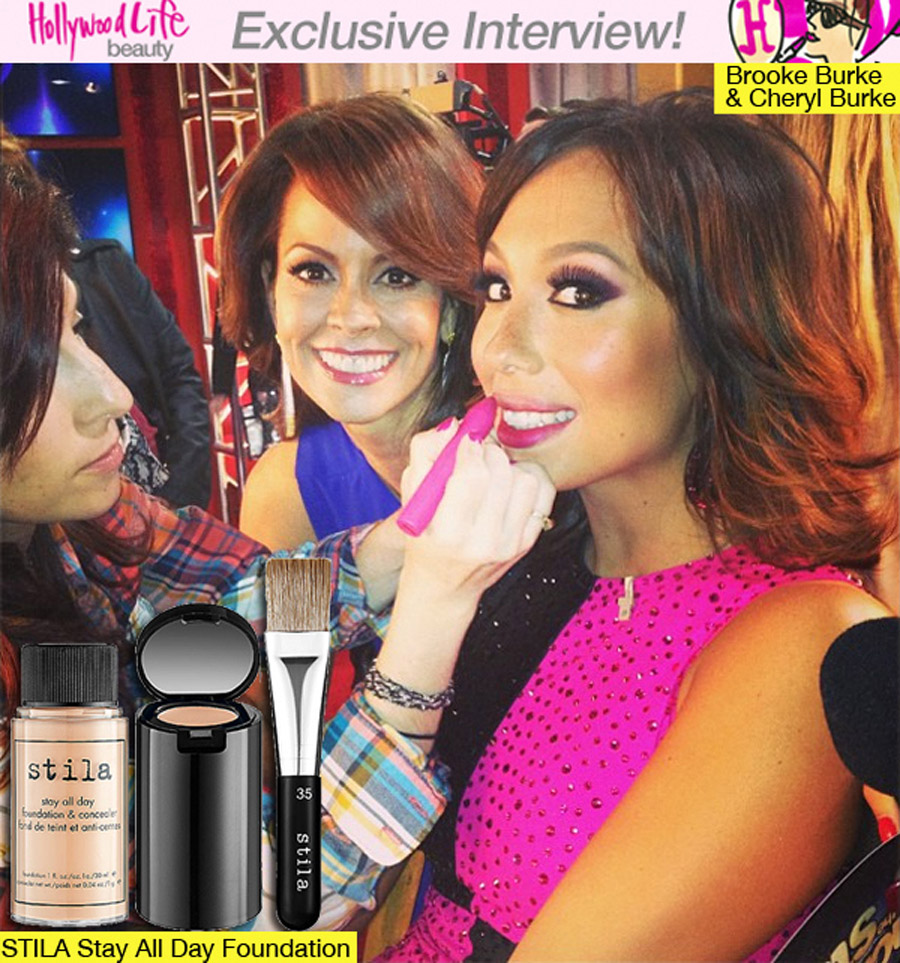 DWTS' Makeup Artist Reveals Secrets To Staying Gorgeous All Day 47000