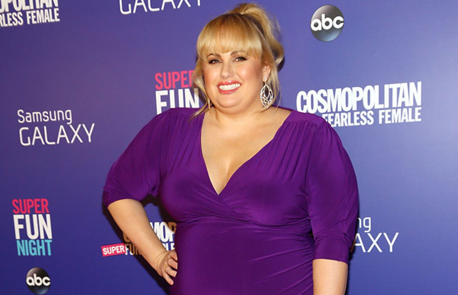 "Rebel Wilson Sings Drake, Talks Amy Poehler, and the Challenges of ""Super Fun Night"" 47027"