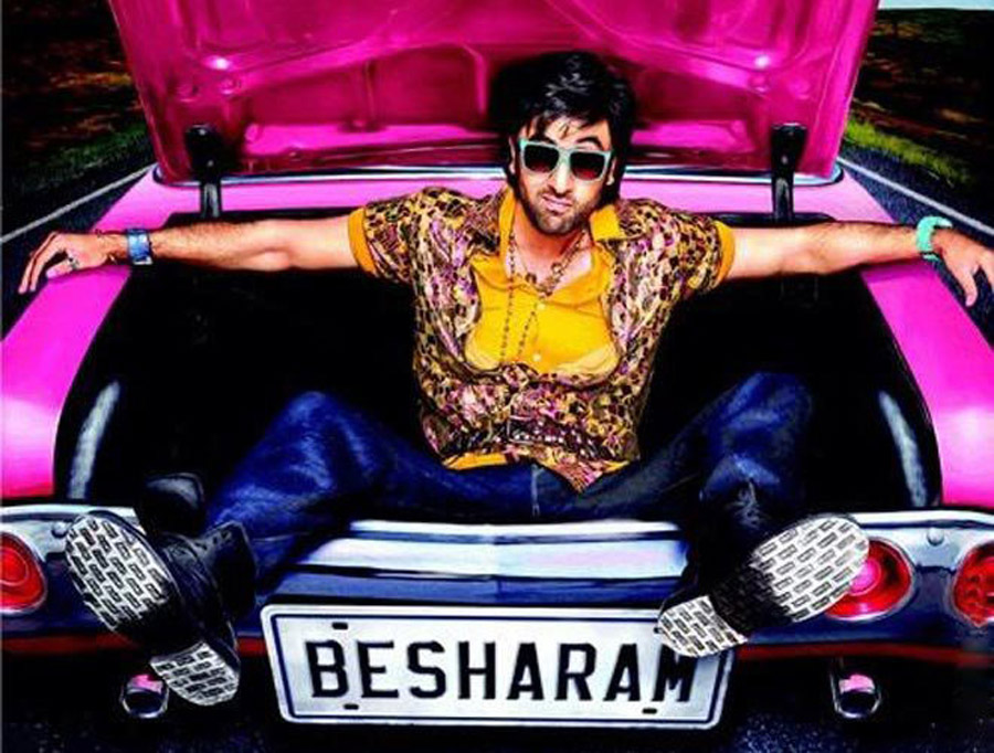 Movie Review: Besharam | Ruhani says not so besharam after all 47033