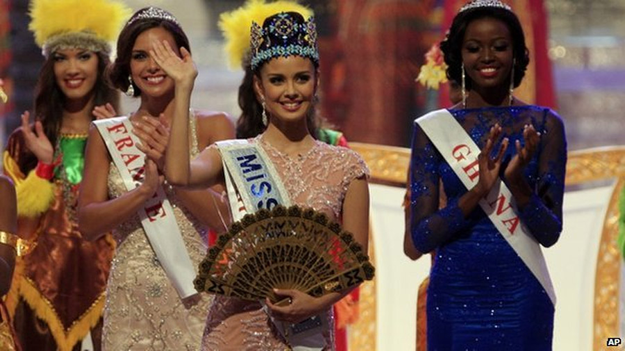 Miss Philippines Megan Young crowned Miss World 2013 in Bali 47036