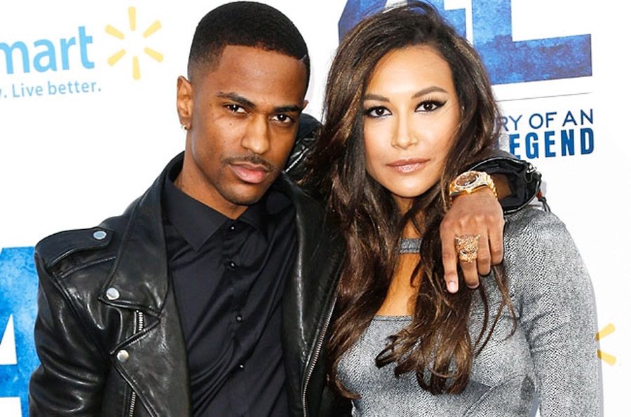 Big Sean, Naya Rivera Engaged 47083