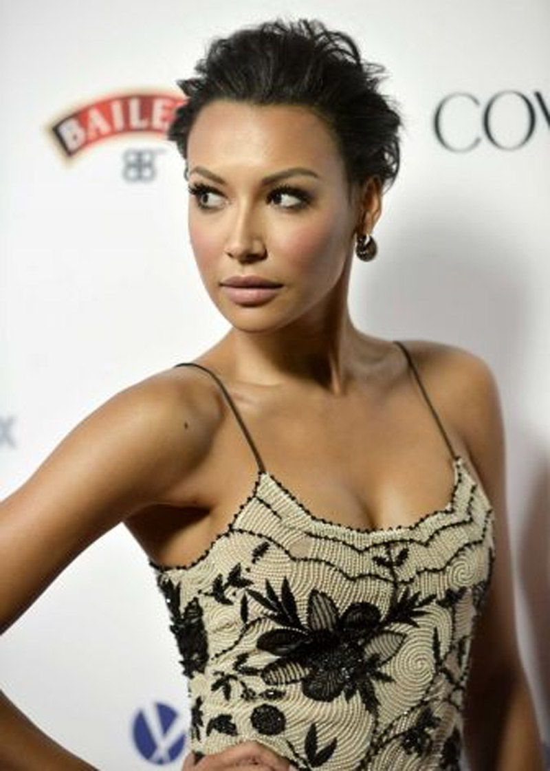 'Glee' actress Naya Rivera engaged to Big Sean 47084
