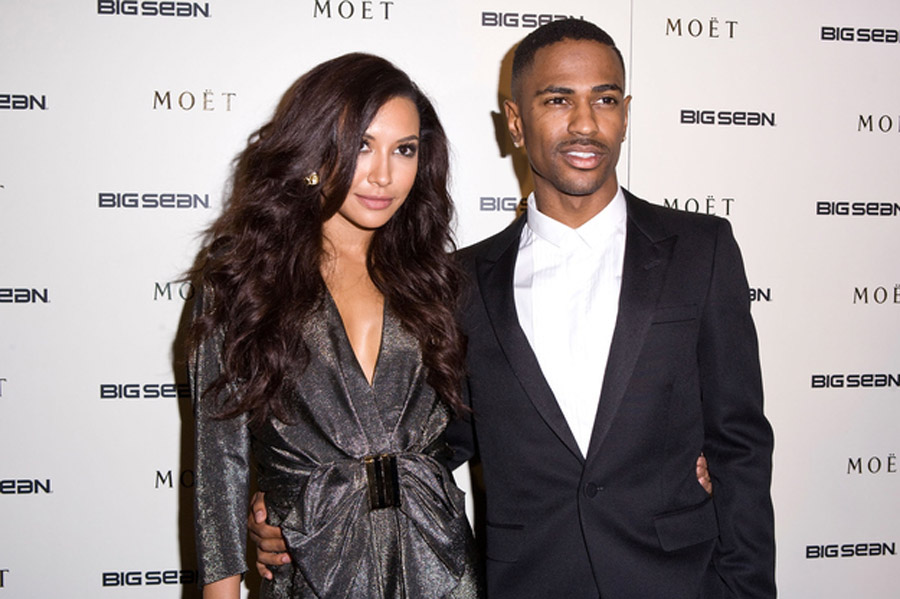 Naya Rivera is officially engaged to Big Sean. 47085