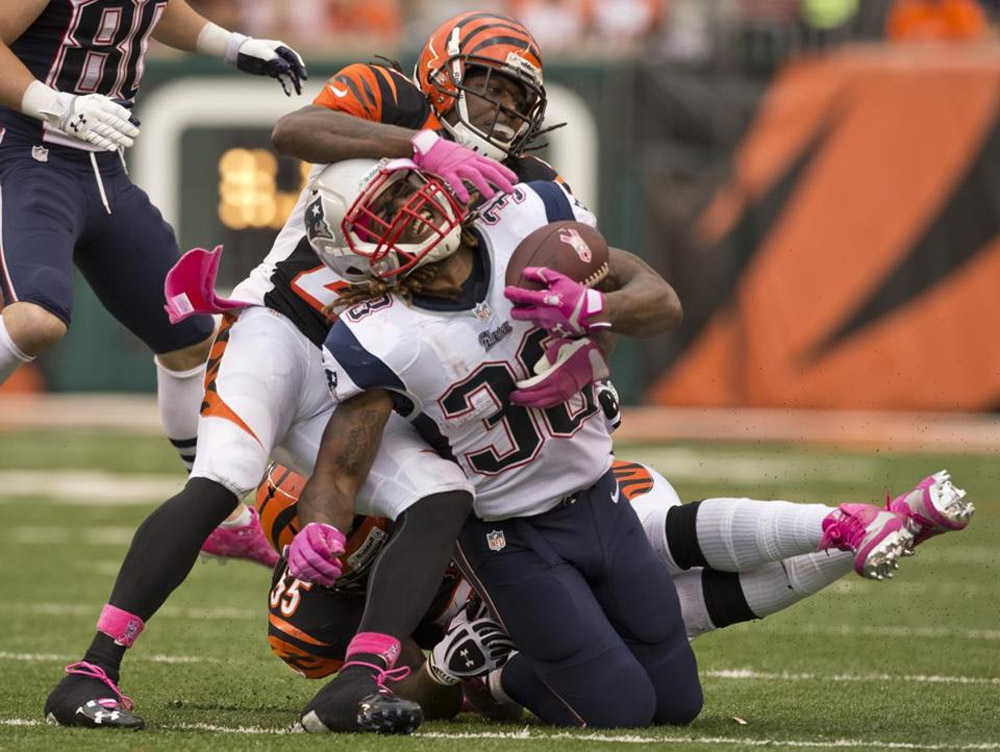Patriots tamed by Bengals in season's first loss 47105