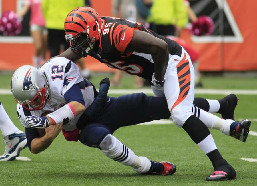 Bengals end Tom Brady's TD streak, Patriots' undefeated record with 13-6 win 47107