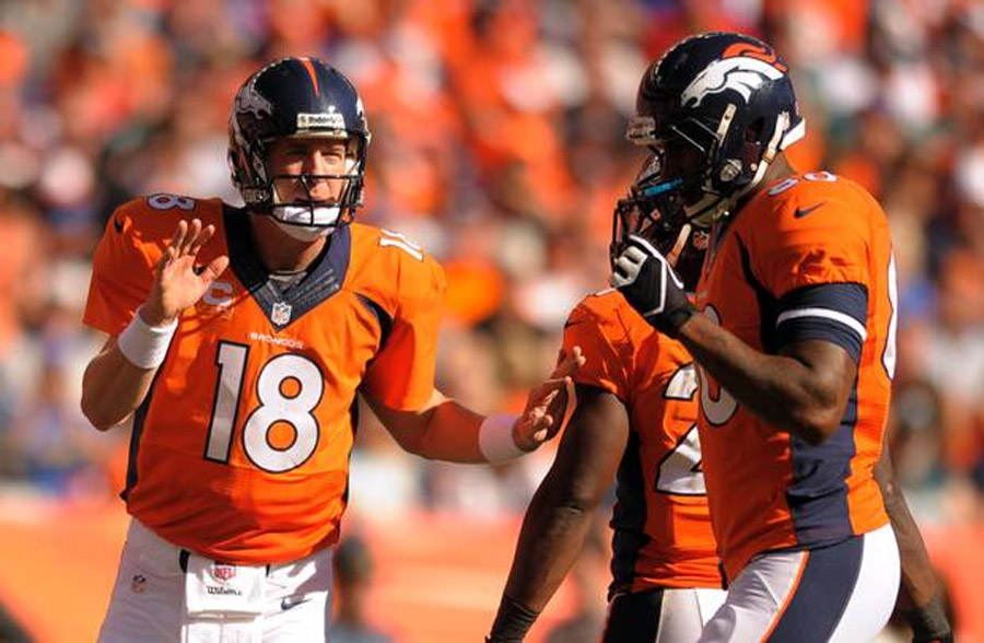 Tony Romo's 'Peyton Manning time' comes to head as Dallas Cowboys face Denver Broncos 47117