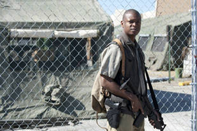 """The Walking Dead Season 4: Which Newbies Bring """"Discord"""" to Prison? 47130"""