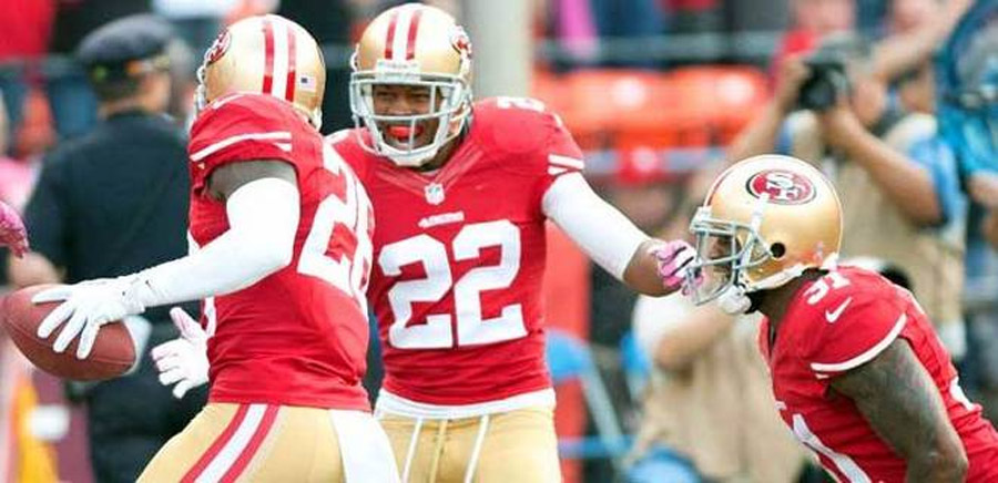 49ers force four turnovers in rout 47133