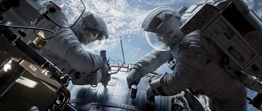 Gravity' rises to top of box office firmament with record opening thanks to George Clooney, great reviews and 3D prices 47150
