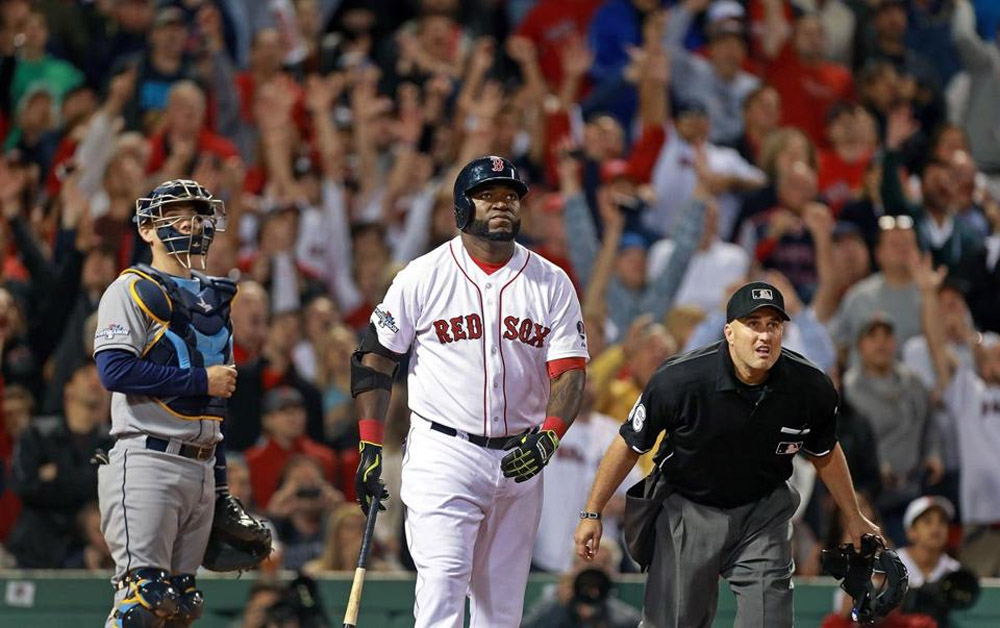 David Ortiz leads Red Sox in double-barreled victory 47165