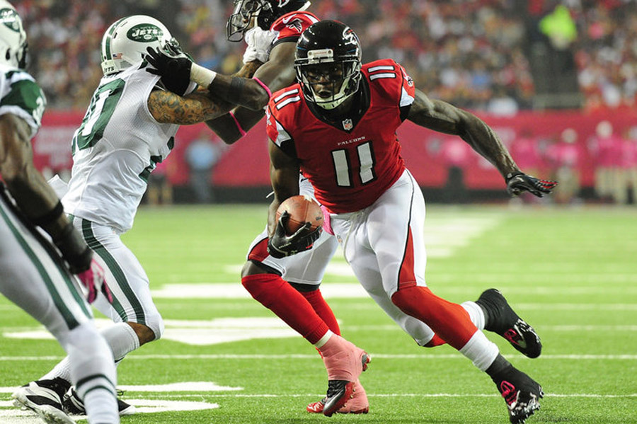 Julio Jones Injury: How Will The Falcons Replace #11 If They Have To? 47182