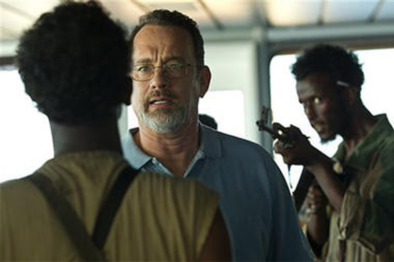 Tom Hanks is stellar in harrowing 'Captain Phillips' 47192