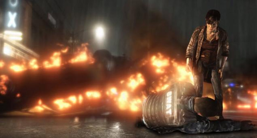 Video Game Review: Beyond: Two Souls 47196