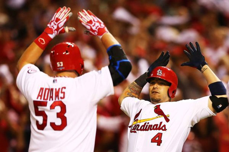 Cardinals defeat Pirates, advance to NL Championship Series 47215