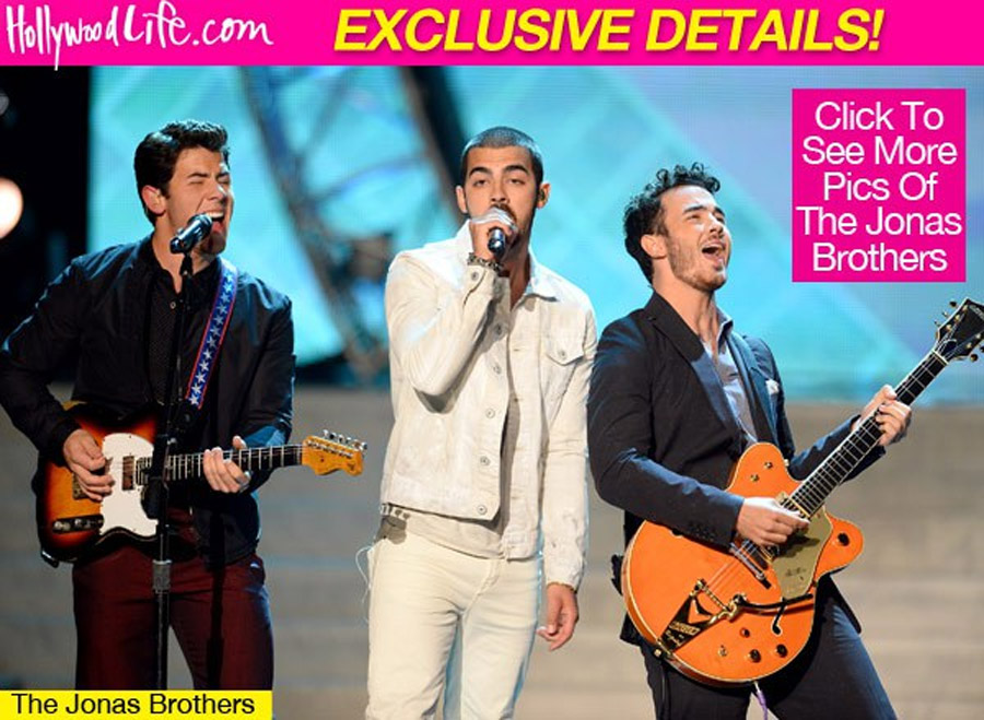 Jonas Brothers Cancel Their Tour After 'Deep Rift Within The Band' 47233