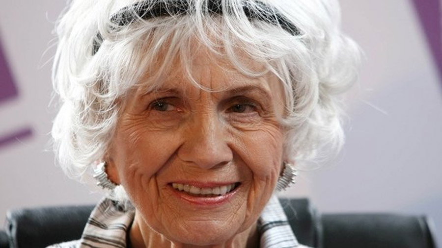Alice Munro wins Nobel Prize for Literature 47240