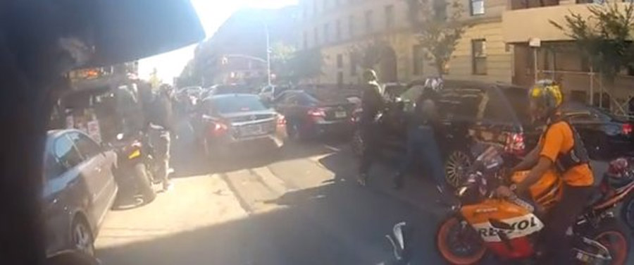 NYPD Officer Wojciech Braszczok Arrested In Motorcyle-SUV Assault Case 47255