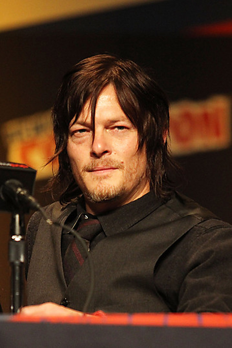 Walking Dead' Star Norman Reedus on New Season 47259
