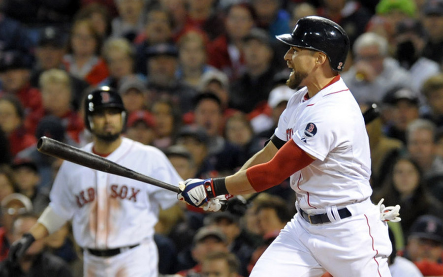 ALCS Game 2 Red Sox-Tigers starting lineups: Jhonny Peralta at short 47262