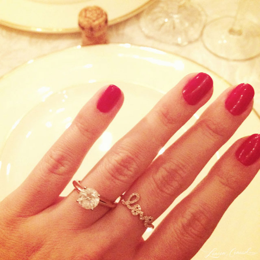 Lauren Conrad Is Engaged (Get Ready For A Major Wedding) 47265