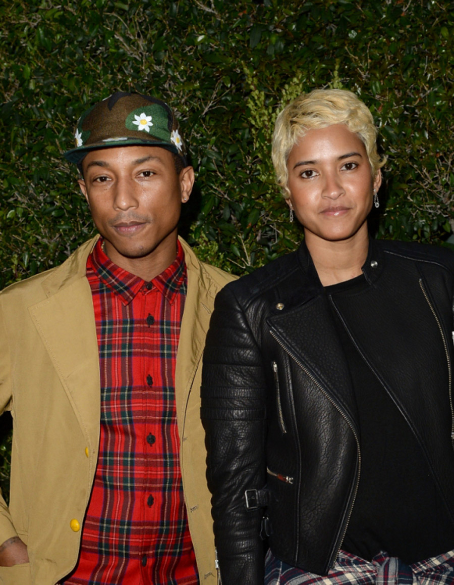 Pharrell Williams stages mini concert as he marries Helen Lasichanh 47277