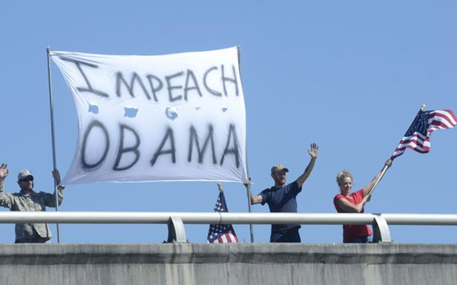 Obama's Options on Default: Impeached If You Do, Impeached If You Don't 47350