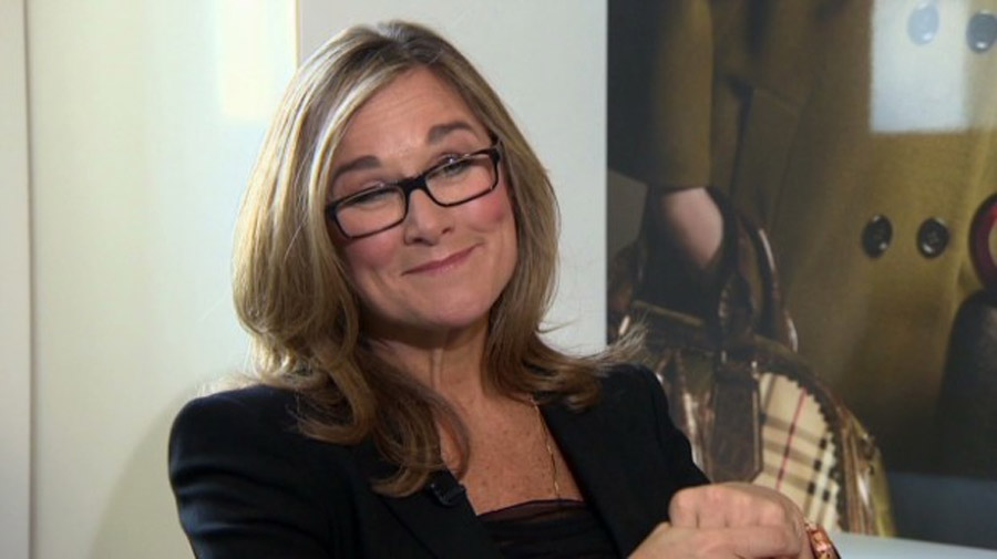 Angela Ahrendts will be Apple's only female executive 47351